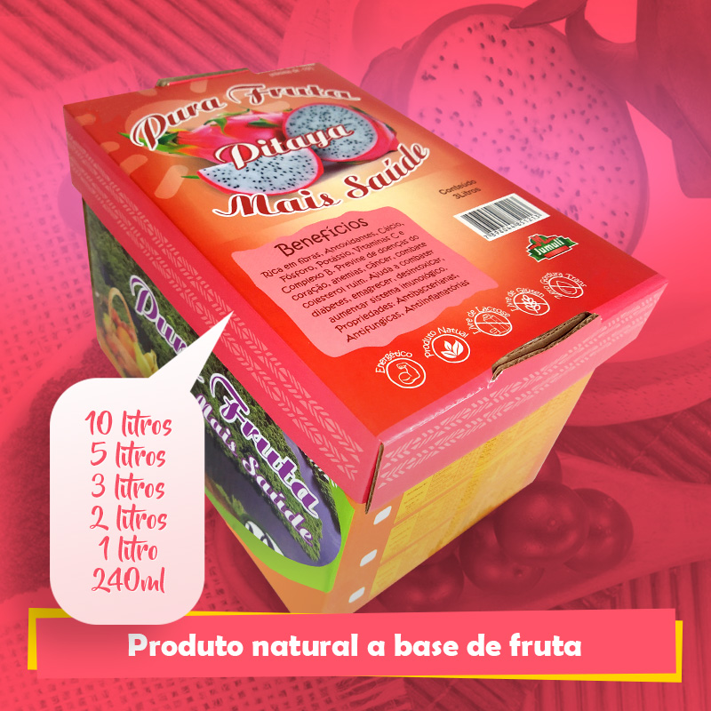 Creme de Fruta Pitaya